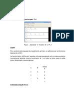 Lenguajes de Programacion Para PLC