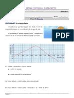 Ficha 1 - Funções e Gráficos