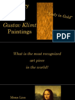 history of the woman in gold painting
