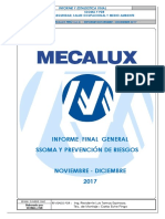 Informe Final y Estadistica.