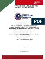 Mejia Samir Analisis Mejora Proceso Confecciones Ropa Interior Empresa Textil Manufactura Esbelta
