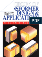 Handbook of Transformer Design & Applications - William M. Flaganan 2nd Edition (1993)