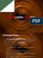 Tipologías de la Personalidad..