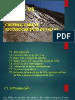 Capitulo 7_criterios Para El Reconocimiento de Fallas