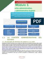 Derecho Administrativo Parcial 1