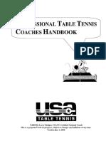 Professional Coaches Handbook