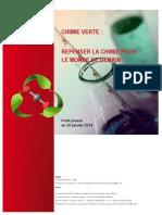 DP- Chimie Verte - i