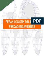 1 - Introduction - Peran Logistik Dan SC Dalam Perdagangan Bebas