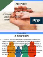 ADOPCIÓN-DIAPOSITIVAS-ADOPCION