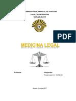 Ensayo de Medicina Legal