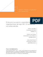 4. El binomio innovacion-creatividad en las organizaciones del siglo XXI. Un analisis de sus antecedentes.pdf