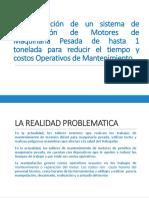 Automatización de Un Sistema de Manipulación de Motores