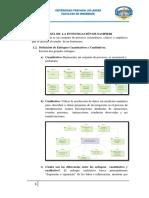 Resumen Metodología de La Investigación de Sampieri