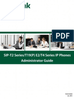 Yealink SIP-T21 Administrator Guide