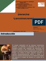 Infografía Derecho Constitucional