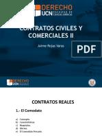 Contratos Civiles y Comerciales II UCN 2017