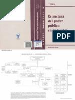 LIV_2012-RODRÍGUEZ, Libardo- La Estructura Del Poder Público en Colombia. 14. Ed.
