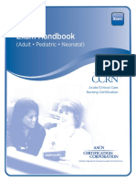 Ccrn Hand Book