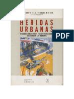 Libro Heridas Urbanas Isla Mc3adguez 2003 1