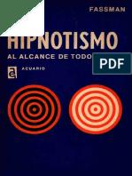El Hipnotismo Al Alcance de Todos (Fassman)