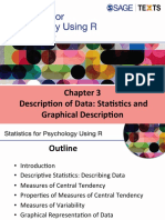 Descriptive Statistics and Graphs