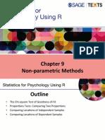 Non-parametric methods