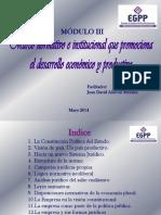 EGPP - Desarrollo Productivo Dr. Alarcón