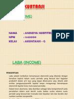 PPT LABA Buku Suwardjono. 2008. Teori Akuntansi, Edisi Ketiga..pptx