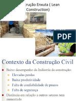 Aula 12 - Construção Enxuta
