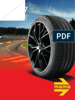 Catalogo MOMO Tires
