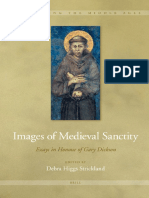 Debra Higgs Strickland Images of Medieval Sanctity Essays in Honour of Gary Dickson Visualising the Middle Ages