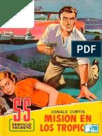 Donald Curtis - Mision en los tropicos.epub