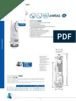 OPTIMA 49 Flushing Valve Product File