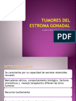 tumores del estroma gonadal
