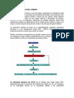 Activacion Quimica Del Carbon