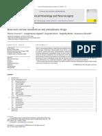 Bone and Calcium Metabolism and Antiepileptic Drugs