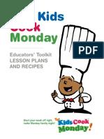 Tkcm Educator Kit Lessons