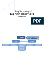 Building Technology 2- Building Structures - Lecture (September 8 15 - 2017) Part 2