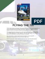757CapSim Tutorial Flight