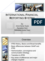 International Financial Reporting System