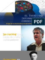 El paradigma informacional-comunicacional