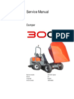 3001 Service Manual Tier III DUMPER