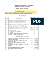Audit Scheme 2017-18
