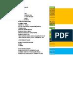 Formulir Tax Amnesty Excel 2007