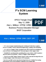 2010 Triangle Chapter SCM Learning System_Alan_Preso