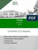 Plantilla Presentacion PIS