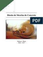 Diseño de Mezclas de Concreto Trabajo