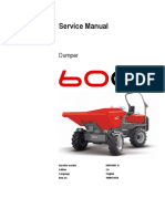 6001H Service Manual Tier III DUMPER