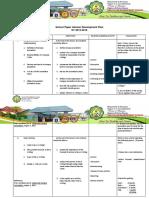 Action Plan in Campus Journalism 2015 2016