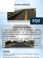 concreto asfaltico